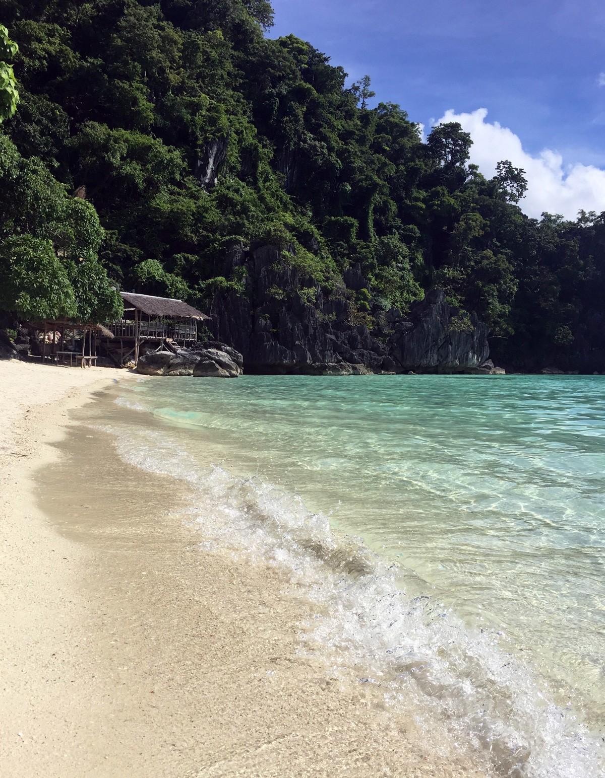 Banol paradise beach, Palawan