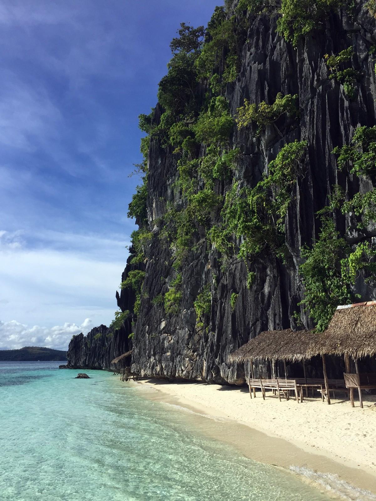 Perfect place - Banul beach, Coron, Palawan