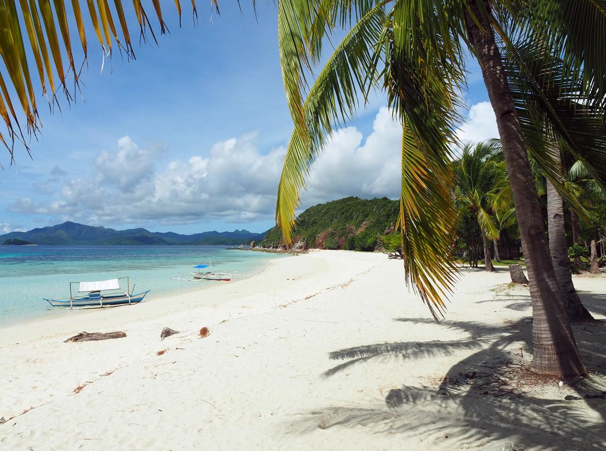 Malcapuya island Philippines 2018
