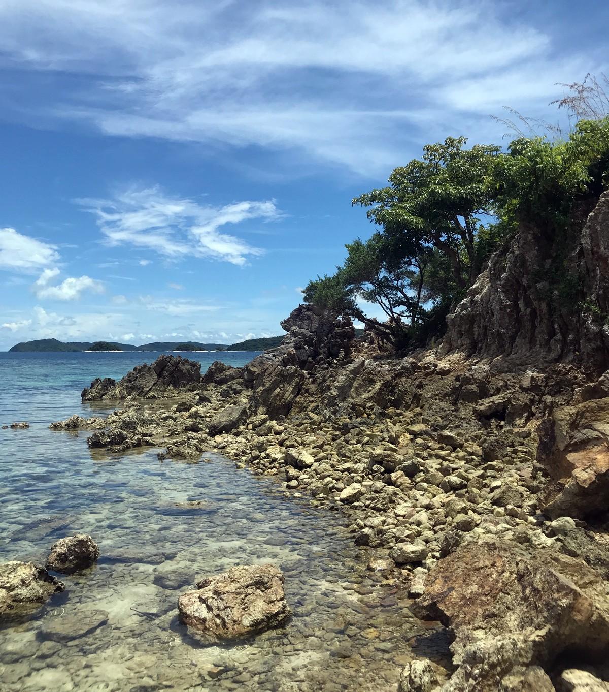 Malcapuya island, Palawan