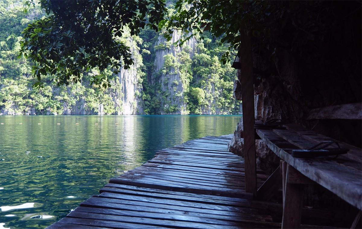 Kayangan Lake Coron, Palawan