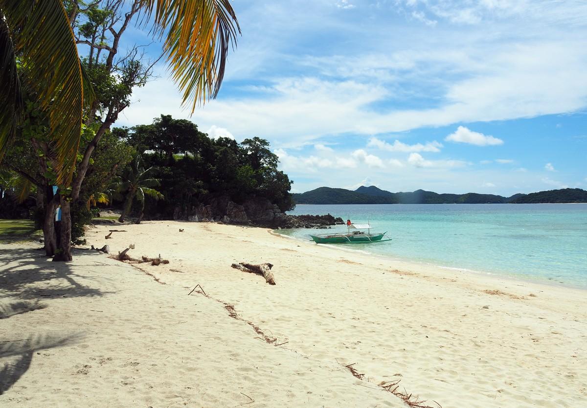 Malcapuya Island, Culion, Philippines