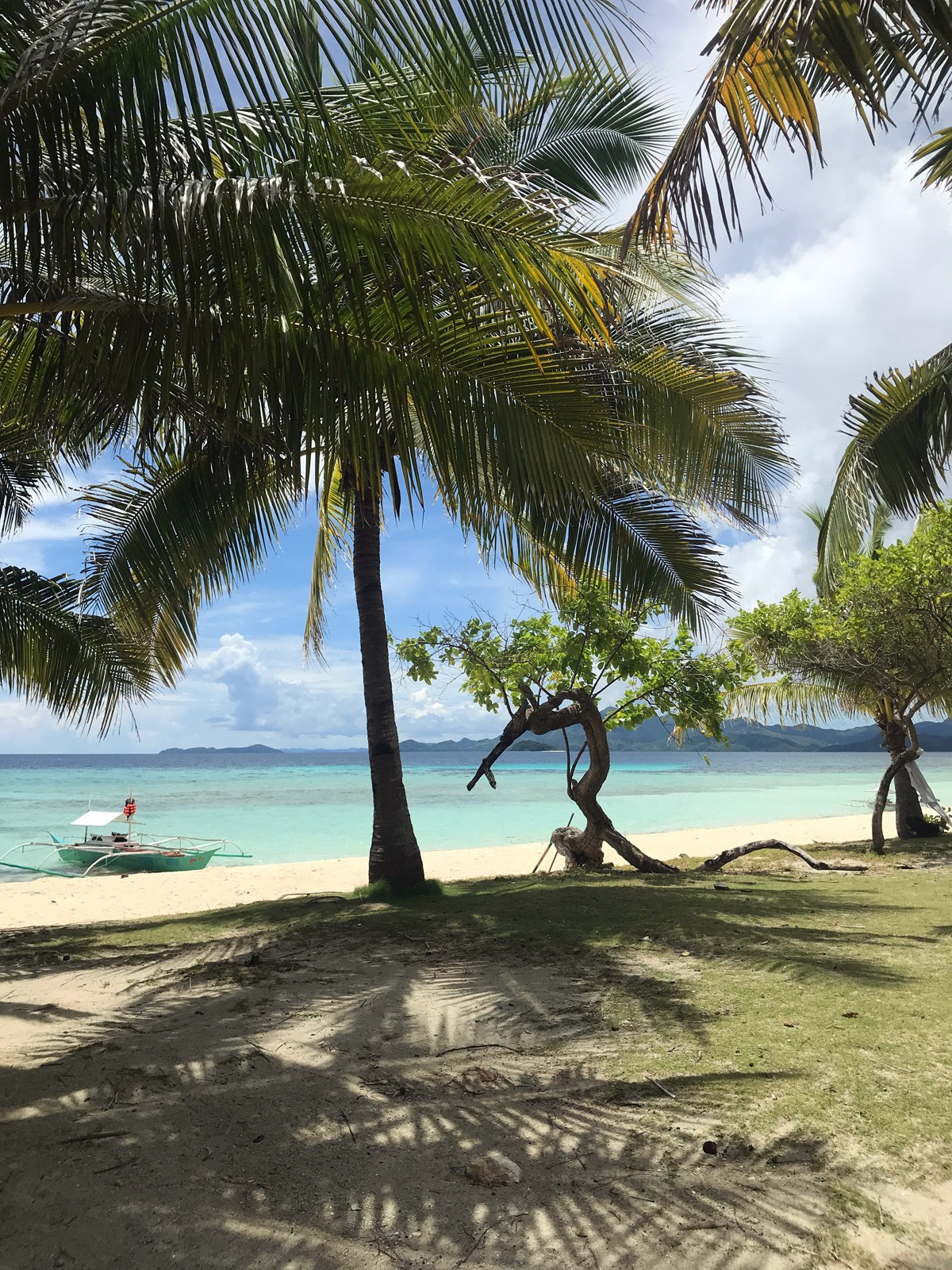 Malcapuya island, Philippines