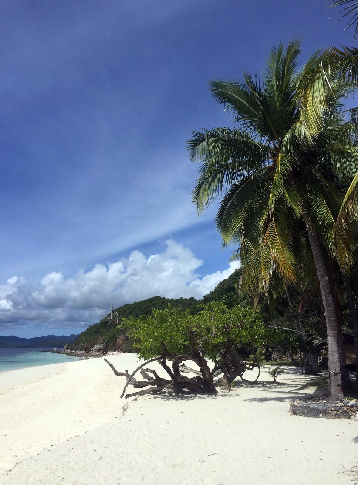 Malcapuya island tour