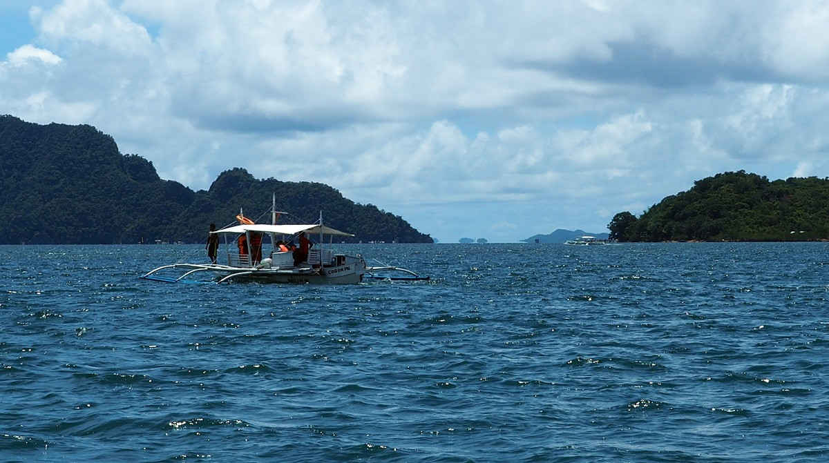 Rent a Boat to Visit Coron Island