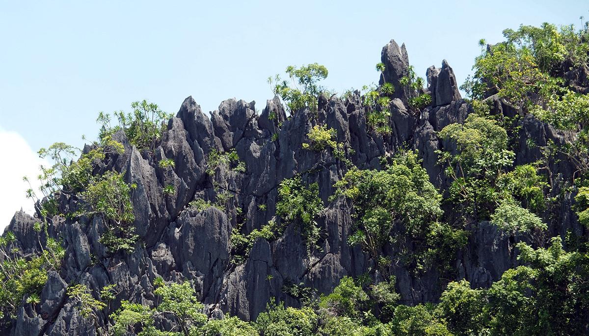 Twin lagoon view Coron, Palawan