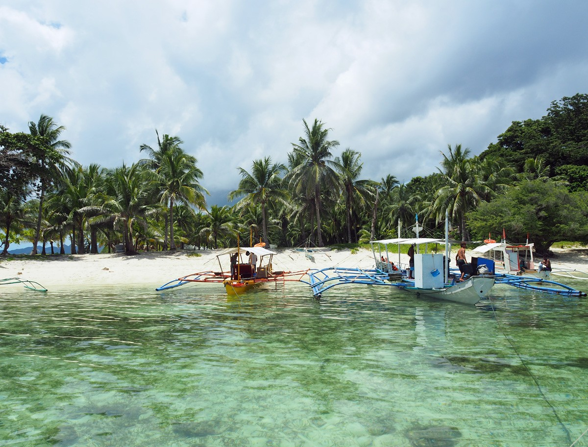 Malcapuya island tour 2017-2018