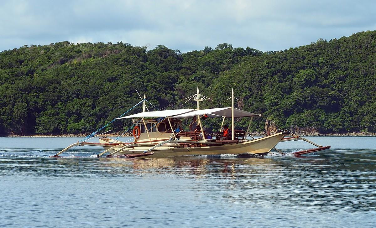 Malcapuya Island Tour in Palawan