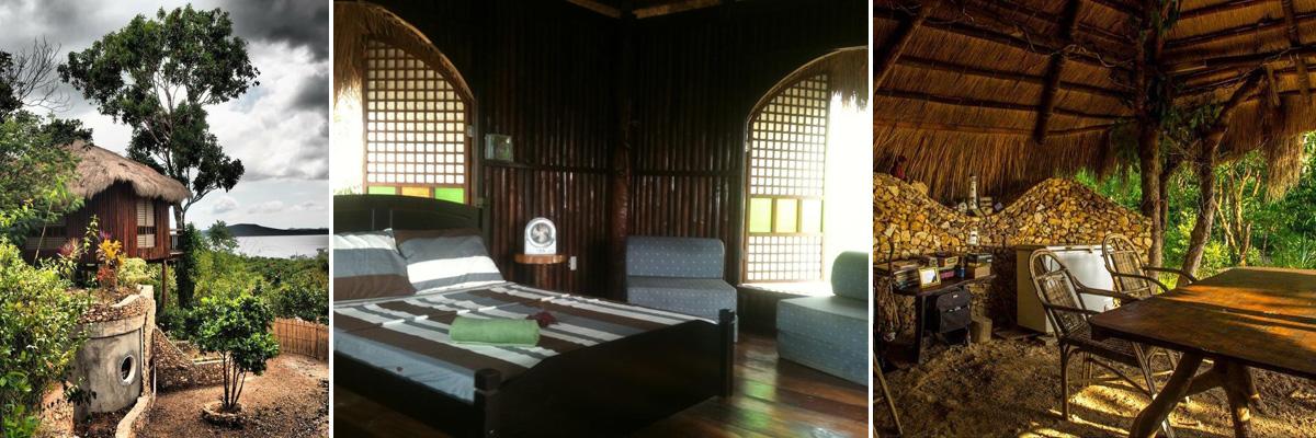 Coron Sanctuaria Treehouses