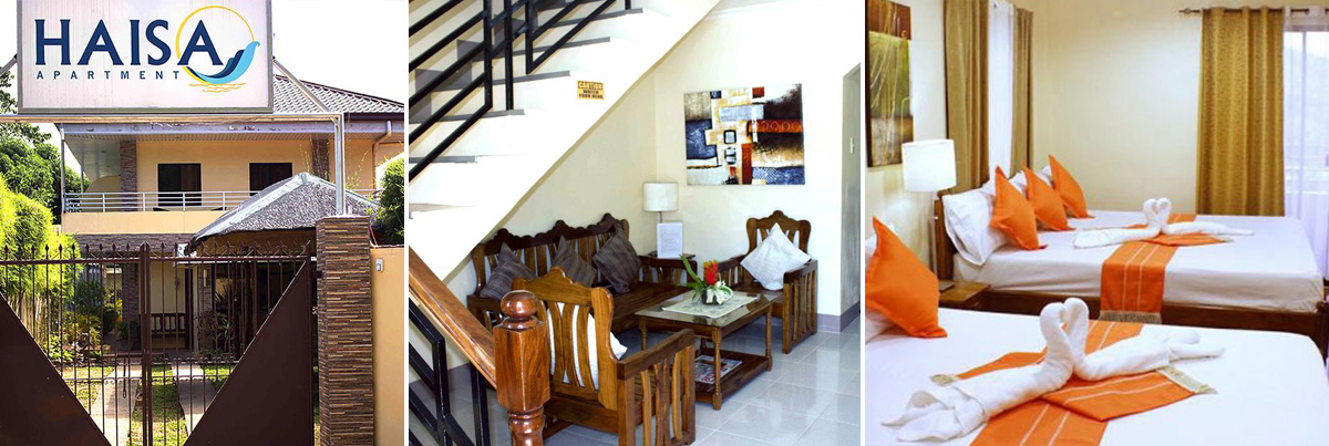 Haisa apartment in Coron Town, Busuanga