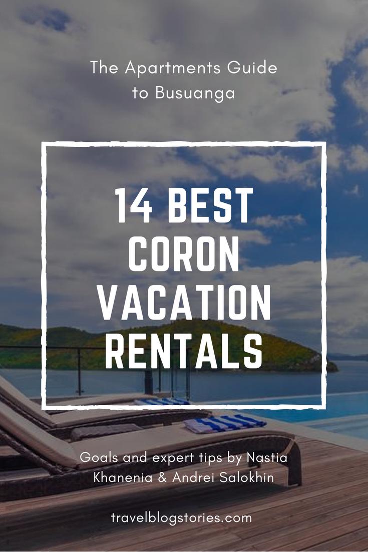 14 Best Coron Vacation Rentals