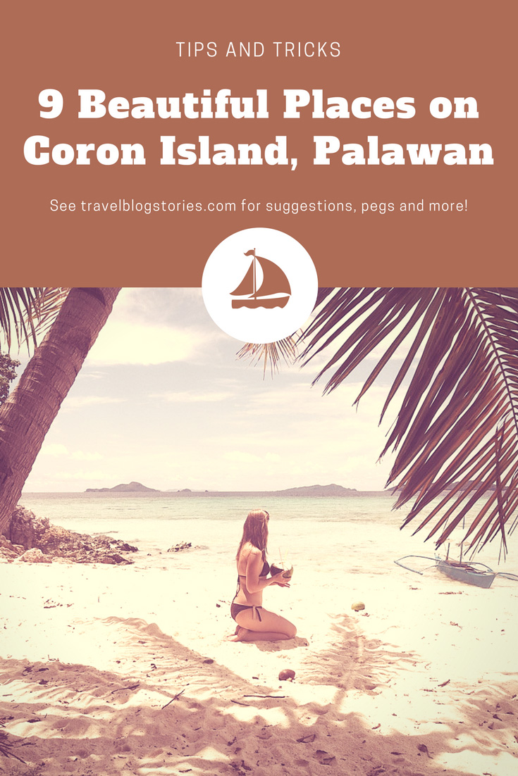 9 Beautiful Places on Coron Island Palawan