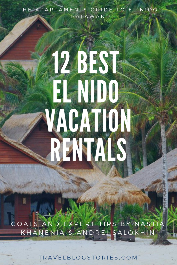 resorts in El Nido