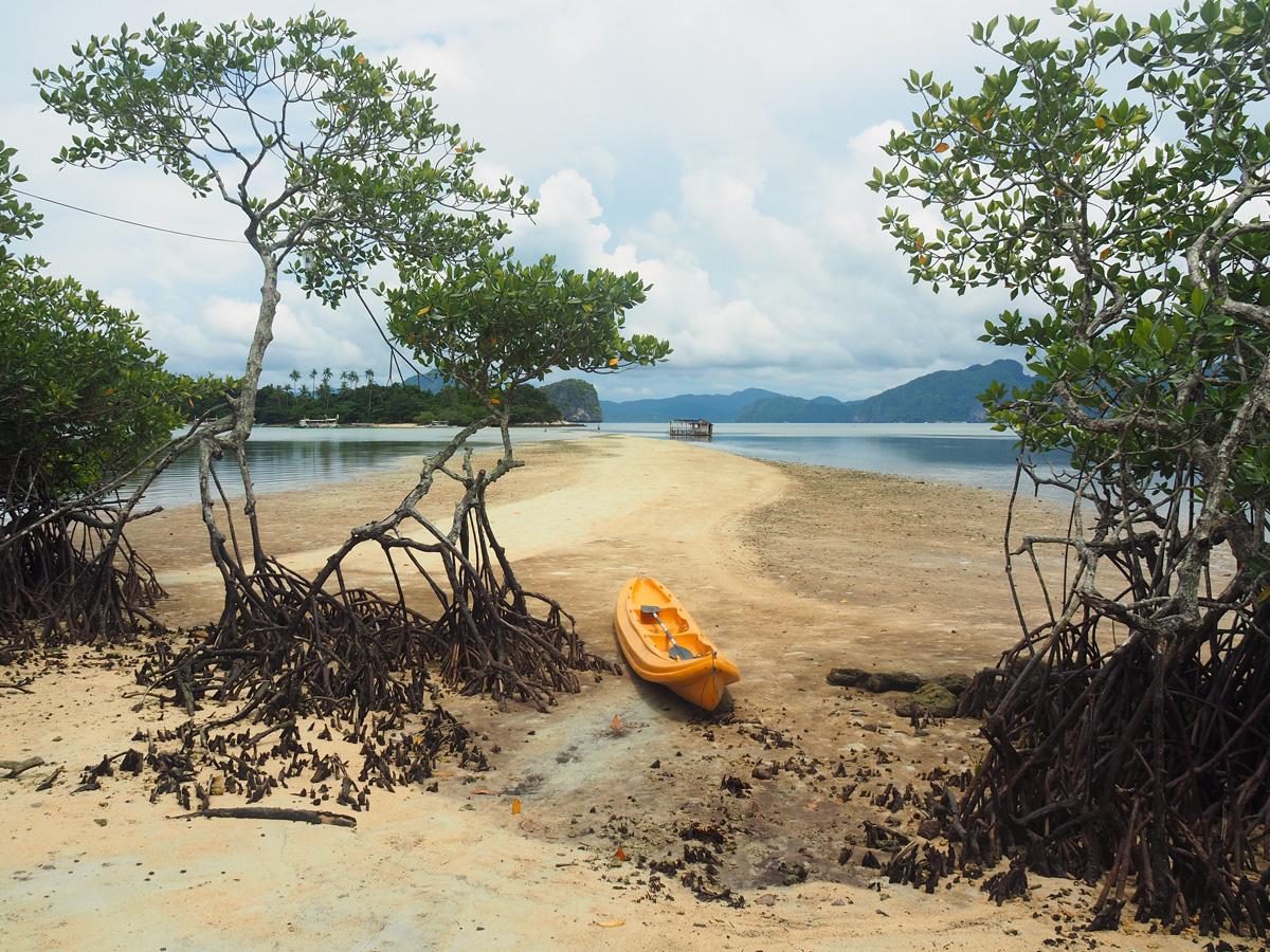 boat_snake_island_palawan_philippines