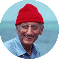 Jacques Cousteau