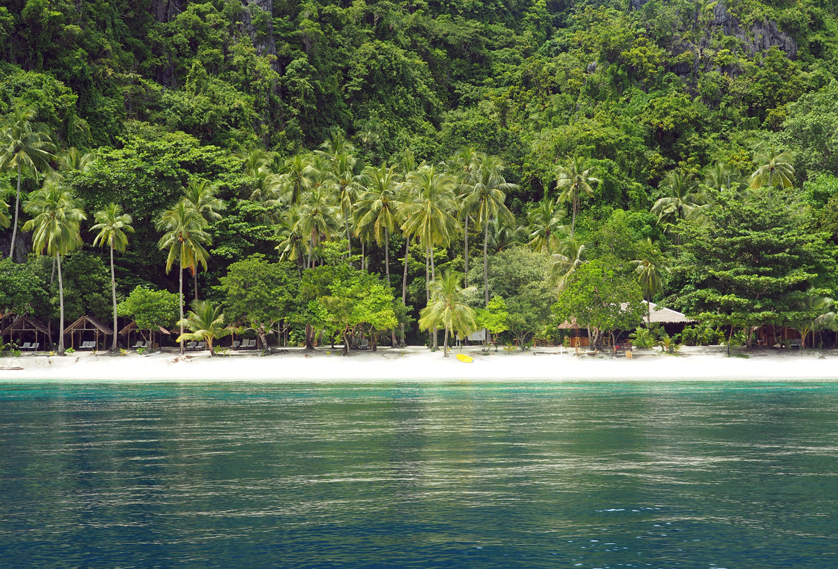 photo beautiful el nido nature - islands hopping tour