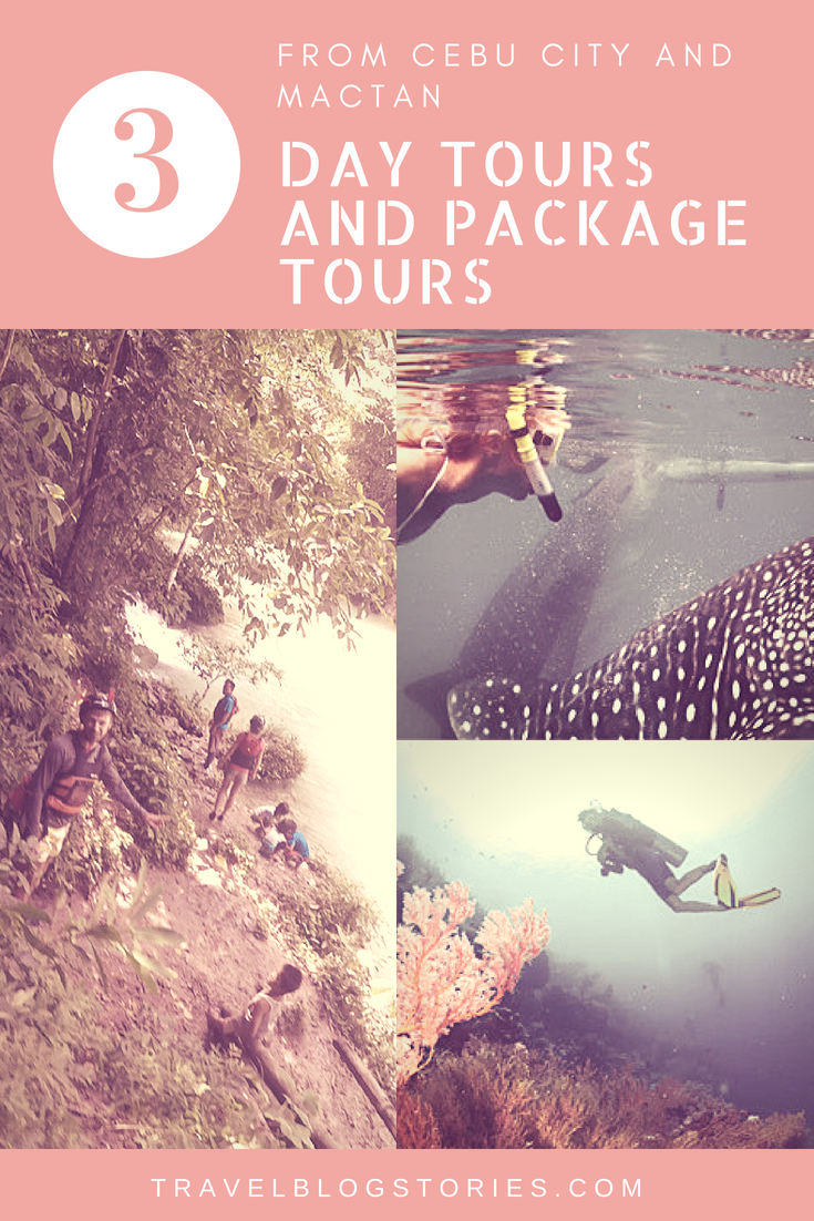 Day tours and package tours