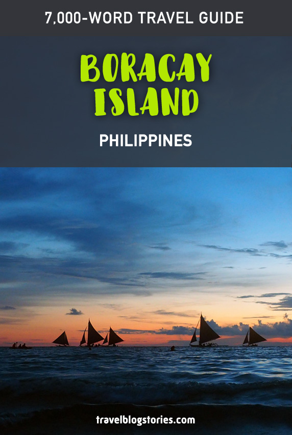 Boracay island, Philippines — how to get there, things to do and to see, 7 best beaches with hotels