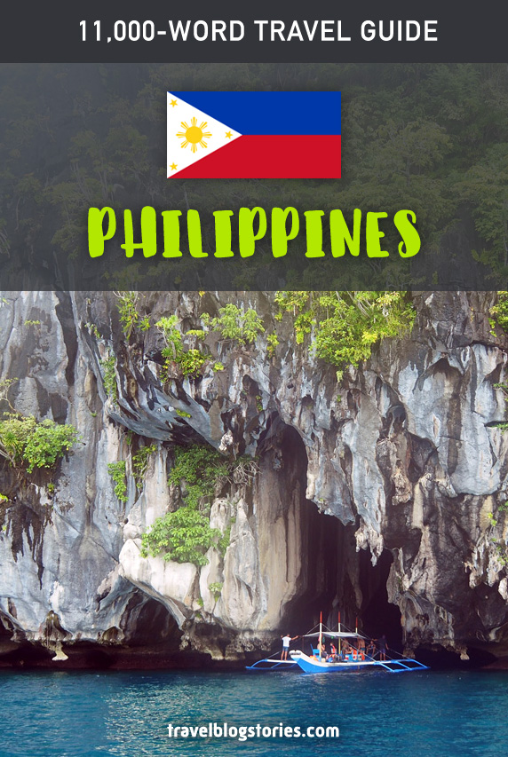 How to go to Philippines
