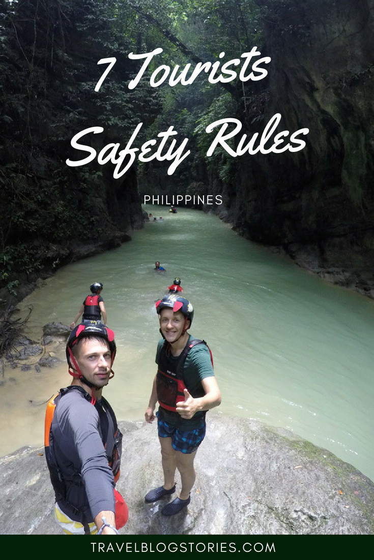 7 tourist safety rules philippines
