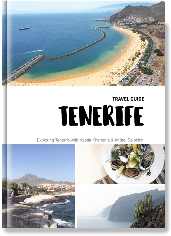 Tenerife Guidebook