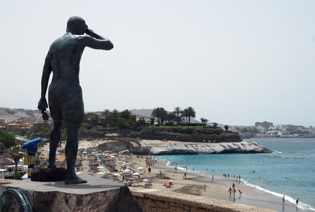 el_duque_beach_canary_island