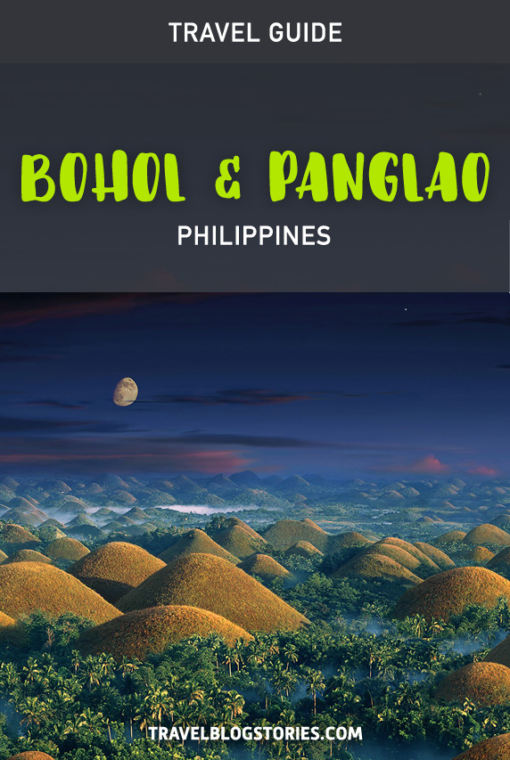 Bohol & Panglao Islands Travel Guide