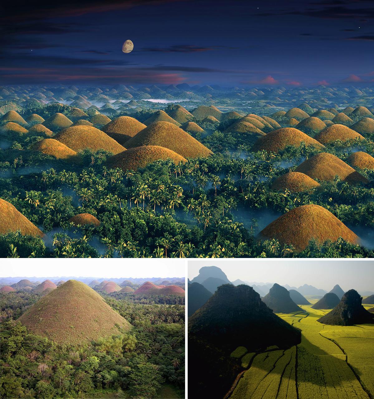 Сhocolate Hills, Bohol