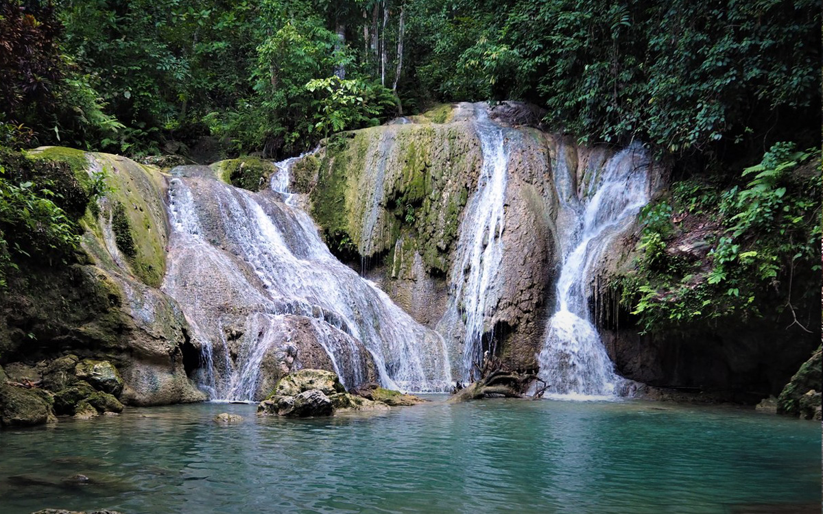kinahugan-falls-bohol