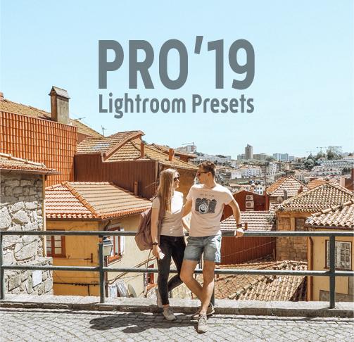Lightroom Presets PRO'19 for mobile