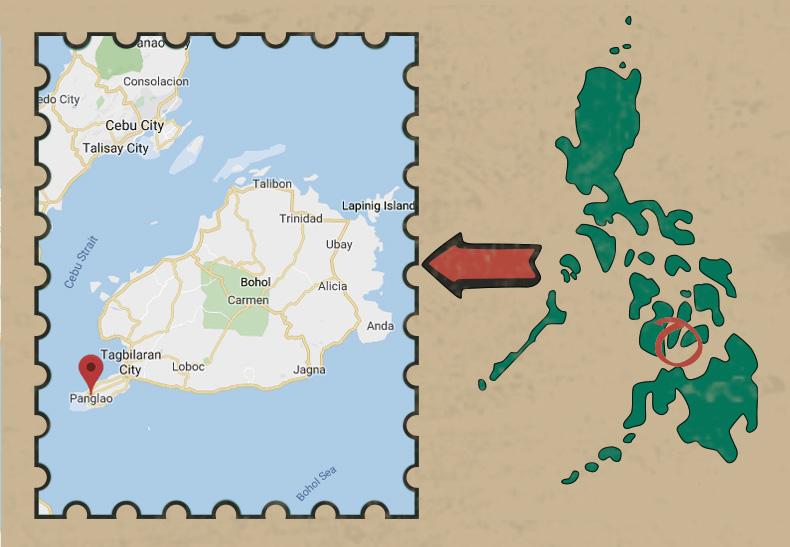 philippines-bohol-panglao-map