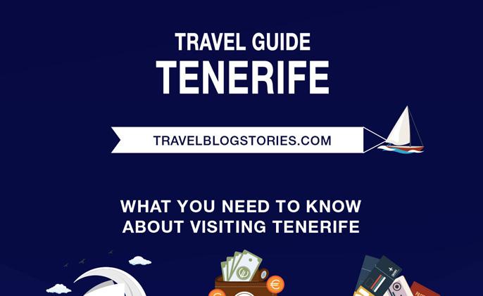 Tenerife 2019 infographics