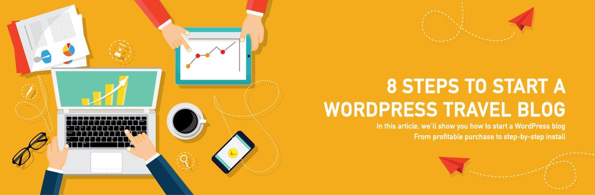 8_steps_start_wordpress_travel_blog