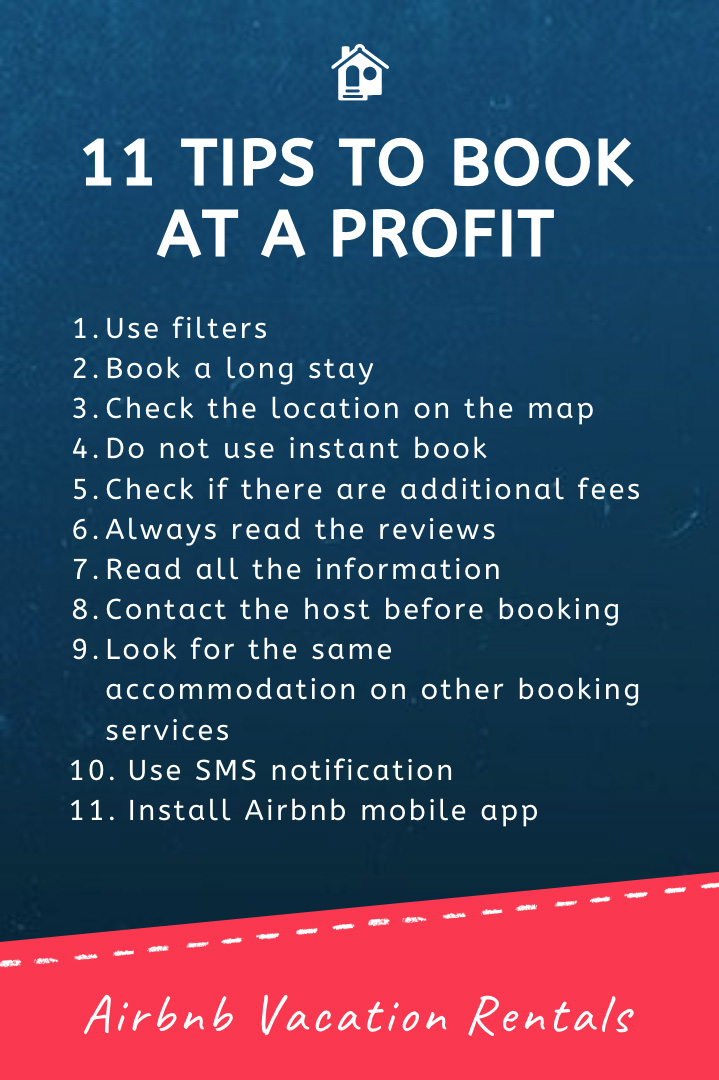 11 tips to book at a profit